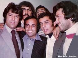 Ба ифтихори 65-солагии рӯзи таваллуди Аҳмад Зоҳир (1946-1979). Аҳмад Зоҳир аз қабили ҳамон овозхонҳои афғон аст, ки онҳоро омотур (яъне шавқии худҷӯш) мегӯянд.